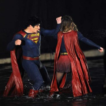 Supergirl Fights Superman in Season Finale 2x20