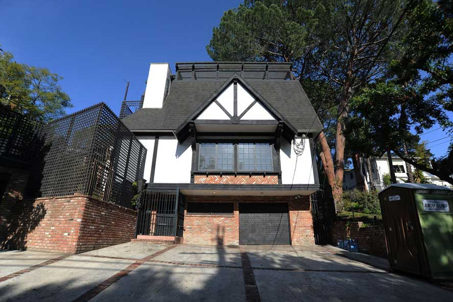 Lady Gaga S 5 25 Million Los Angeles Home Once Owned By Frank Zappa Celebrity Wotnot