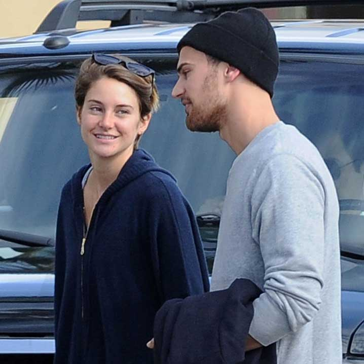 Are shailene and theo still dating dad 9
