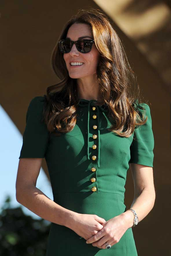 Royals In Ray Bans Kate Middleton Amp Prince William Wear