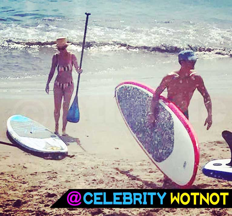 Orlando Bloom Katy Perry Paddleboarding Couple Back Together