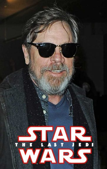 MArk Hamill The Last Jedi Star Wars Ray-Ban Sunglasses