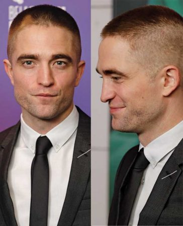 Robert Pattinson sparked comments on Social Media with his new short hair skinhead haircut at the Good Time premiere