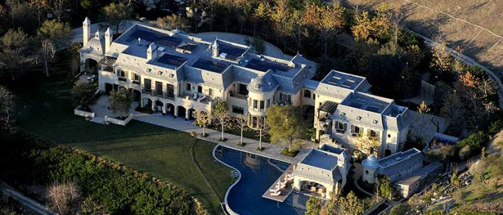 Dr Dre Mansion Los Angeles