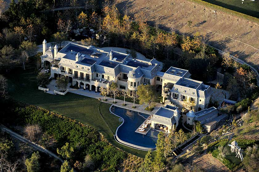 Dr Dre 39 S La Mansion Which He Purchased Off Tom Brady For