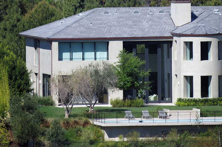 Kim and Kanye Sell Bel Air Mansion for $17.8 Million