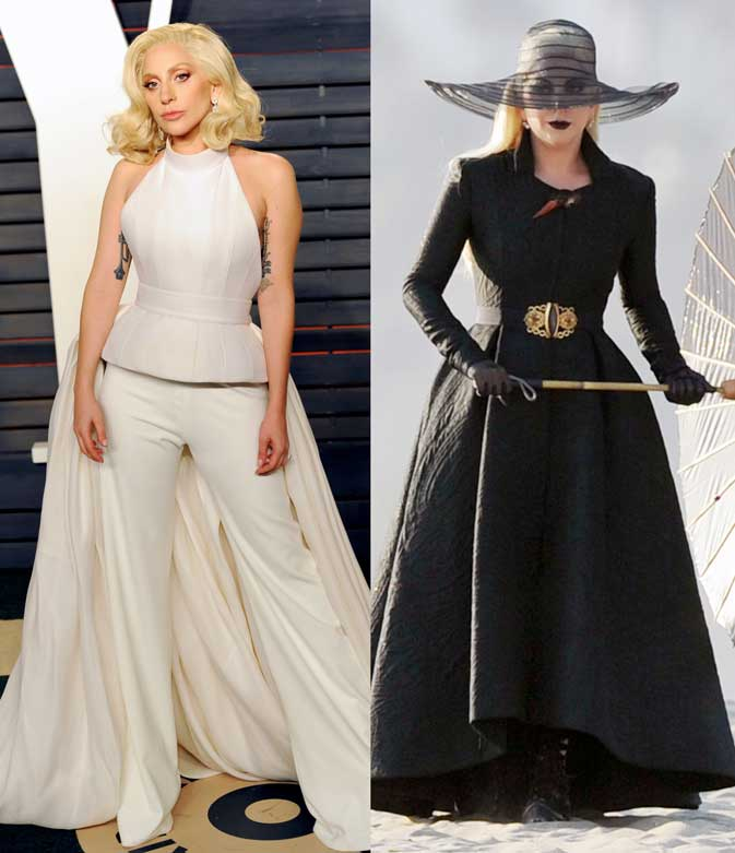 Will Lady Gaga Wear White…Or Black For Her Wedding?💍 • Celebrity WotNot