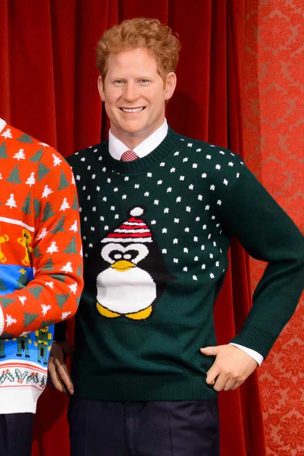 Merry Christmas Ma\'am! Will and Kate Share a Christmas Sweater With ...