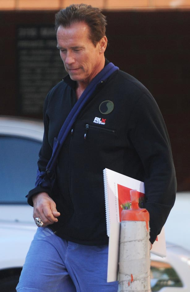 "Small Suv Canada >> ""I'm Back!"" Arnold Schwarzenegger Tweets He's OK After ..."