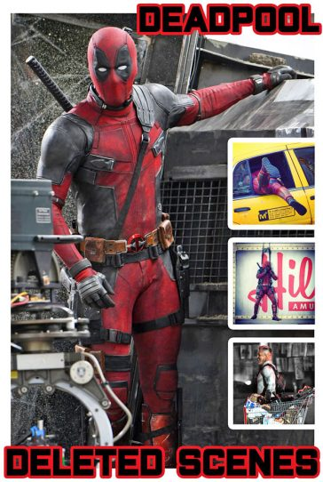 'Deadpool 2' cut several scenes from the final release. Check them out on our YouTube channel © Atlantic Images
