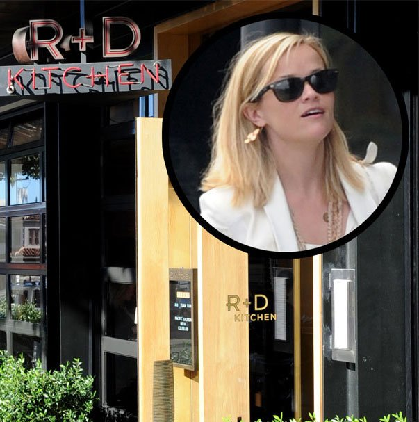Where Celebs Eat R D Kitchen Celebrity Wotnot